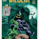 BATMAN WILDCAT #1 DC Comics 1997 NM