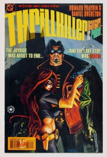 BATGIRL and ROBIN THRILLKILLER #3 DC Comics 1997 NM