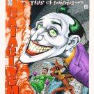 ARKHAM ASYLUM Tales of Madness #1 DC Comics 1998 Batman The Joker