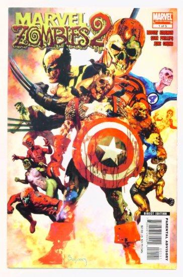 MARVEL ZOMBIES 2 #1 Marvel Comics 2007