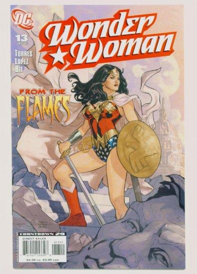 WONDER WOMAN #13 DC Comics 2007