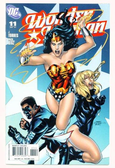 WONDER WOMAN #11 DC Comics 2007