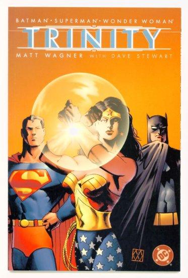 BATMAN WONDER WOMAN SUPERMAN TRINITY #3 DC Comics 2003