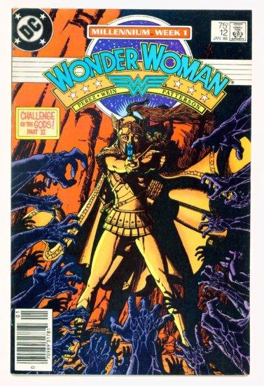 WONDER WOMAN #12 DC Comics 1988