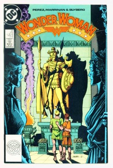 WONDER WOMAN #27 DC Comics 1989