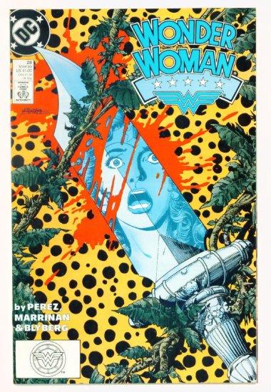 WONDER WOMAN #28 DC Comics 1989