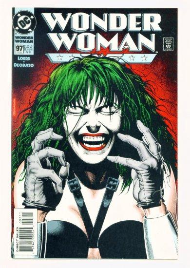 WONDER WOMAN #97 DC Comics 1995 The Joker