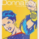 WONDER WOMAN DONNA TROY #1 DC Comics 1998 Girlfrenzy
