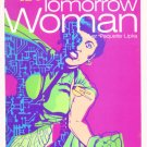 TOMORROW WOMAN #1 DC Comics 1998 Girlfrenzy