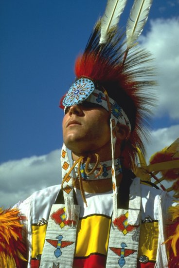 An American Indian 2