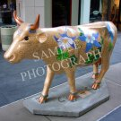 Cows On Parade - Cloisonne Cowlumbine