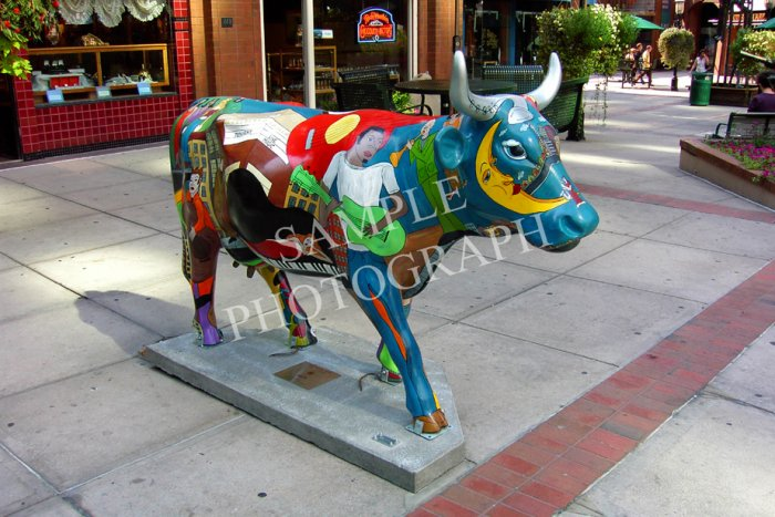 Cows On Parade - Rhythm And Moos