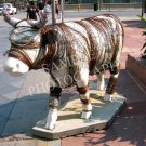 Cows On Parade - Wired Cow