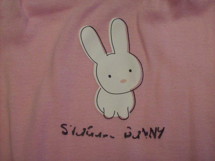 """Pink, """"Sugar Bunny"""""""