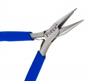 """Forca RTGS-250 Jewelry Prong Opening Pliers 5"""" ~ 125mm. Stone Removal Pliers"""