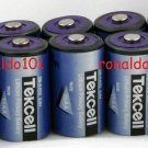 10x Tekcell SB-AA02 Lithium Battery ITI ADT Alarm, Apple Mac iMac Computer, Dog Collar - FREE SHIP