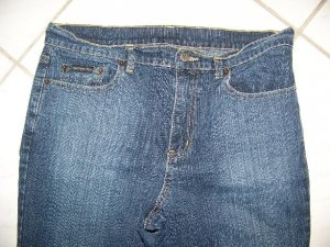 WOMEN'S NEW YORK JEANS STRETCHED BOOT CUT SZ 10 W32xL31