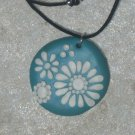 Assorted Flowers Pendant