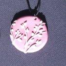 Pretty In Pink Pendant
