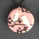 Love Birds Pendant