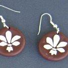 Fleur de Lis Inspried earrings