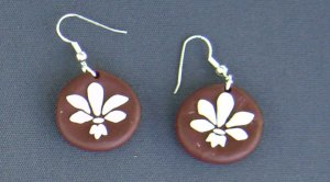 Fleur de Lis Inspried earrings