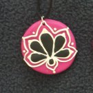 Vibrant Pink Pendant