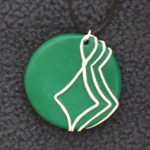 Emerald Green Pendant