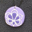 Shades of Purple Pendant