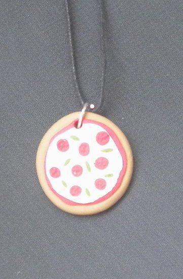 Pizza Pie Pendant