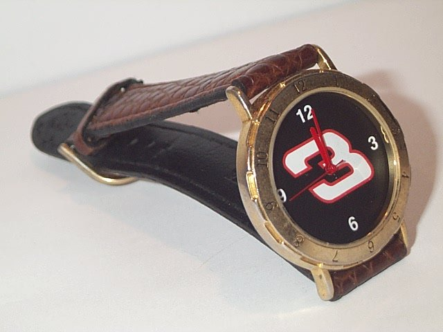 Dale Earnhardt #3 Wrist watch