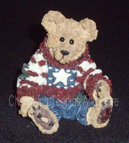 Boyd Bearstone Bears Eddie Proud To Be Bearmerican