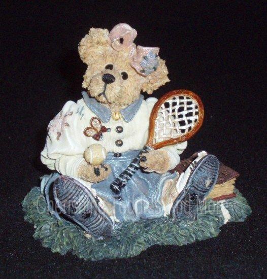Boyd Bearstone Bears Chrissy Game Set Match