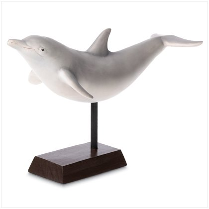 NEW! Dolphin Figurine