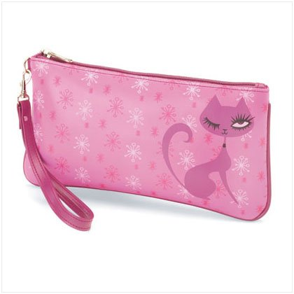 NEW! Kitty Clutch Purse
