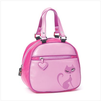 NEW! Kitty Bowlerbag