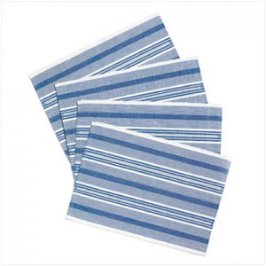 Blue Placemats Set
