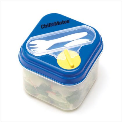 Chilled Salad Container