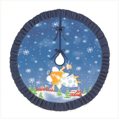 NEW! Christmas Angel Tree Skirt