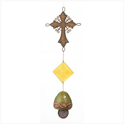 NEW! Cross Bell Chime