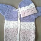 Purple and Pink Sweater set- Special Order