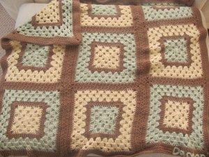 Damien's Blanket