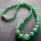 Jade Beads Necklace  T2281