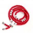 6mm 108 Jade Beads Tibet Buddhist Prayer Mala Necklace  ZZ166