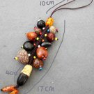 Eighteen Seed Beads Hanging 170mm*40mm*18mm  T2504