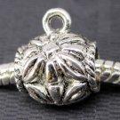 20Pieces Alloy Metal Bucket Cask Pendant Loose Beads Finding 11mm*5mm  ja0065