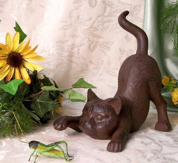 Cast Iron Kitten