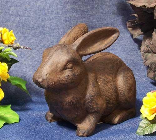 Cast Iron Bunny