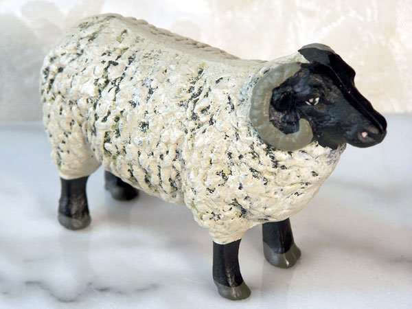 Cast Iron Sheep