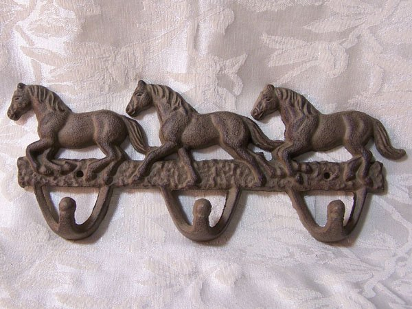 Horse Hook Rusty